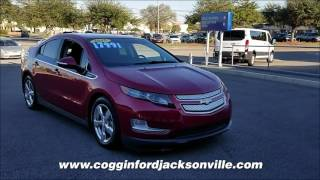 Gambar cover USED 2015 CHEVROLET VOLT 5DR HB at Coggin Ford Jax Used  #FU102631