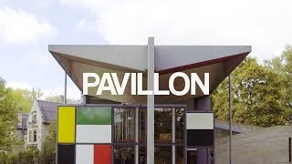 PAVILLON I LE CORBUSIER I A WALK THROUGH IN 4K