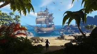 """TaeRss и Банда играют в """"Sea of Thieves""""●(Пираты круто!)#1"""