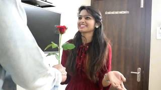 Types Of Girlfriend-Boyfriend On Valentine Day - Zeeshan Khan | Red Entertainment Production