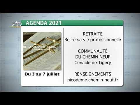 Agenda du 14 juin 2021