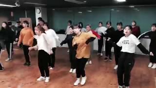 『 BASIC STEP♬ 』 Fall back 2U - Chromeo   BIGBEAR [ JUST DANCE Class ] / [댄스] 2018.01.09