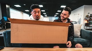 SURPRISING HIM WITH AN AWESOME GIFT!