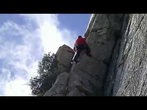 Klettergebiet Masua