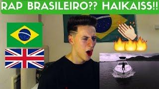 Inglês Reagindo AO HAIKAISS-RAP LORD (VideoClipe Oficial) REACTION!!