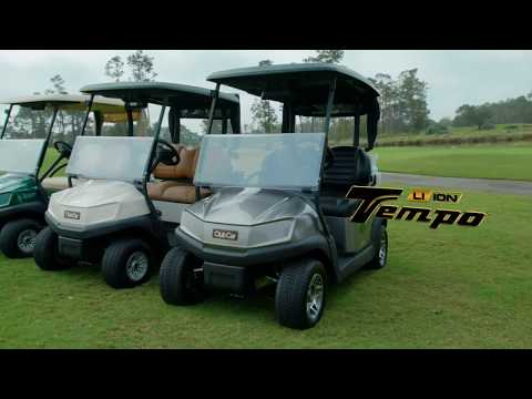 2021 Club Car Tempo Lithium Ion in Commerce, Michigan - Video 1