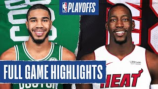 CELTICS at HEAT | FULL GAME HIGHLIGHTS | September 19, 2020