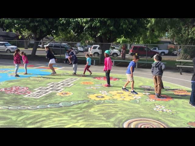 Springer Playground Mural