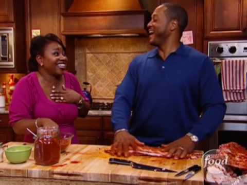 Neelys' Signature Ribs-Food Network