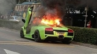 Supercars Crash Compilation #1 [only video] in HD (720p)