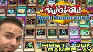 Yu-Gi-Oh Duel Generations: First Look & Gameplay
