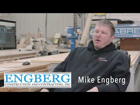 "Routerbob ""Out and About"" Series – Engberg Constructionvideo thumb"