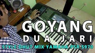 Style PSR S970 GOYANG DUA JARI No VOKAL