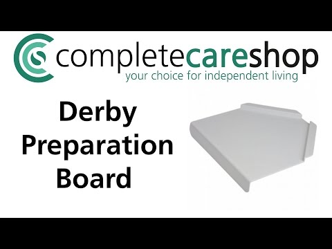 Derby Food Preparation Board