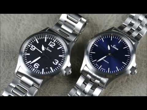 On the Wrist, from off the Cuff: Sinn – H-Link bracelet vs. Fine Link bracelet