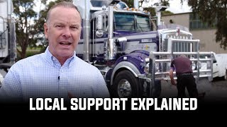 Penrite's Local Support Explained
