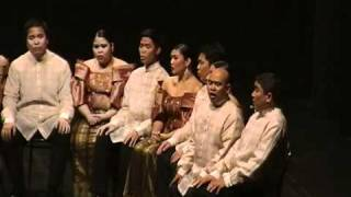 Go the Distance (Va Lontano) - Philippine Madrigal Singers