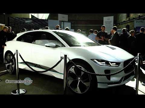Connected Car preview: Jaguar Land Rover Tech Fest