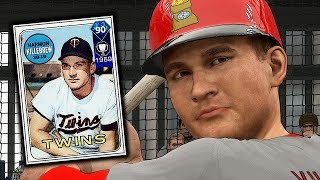 NEW DIAMOND HARMON KILLEBREW DEBUT! MLB THE SHOW 18 DIAMOND DYNASTY