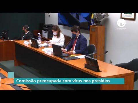 Comissão debate Covid-19 no sistema prisional - 04/08/20