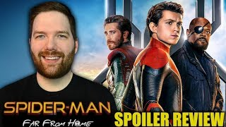 Spider-Man: Far from Home - Spoiler Review