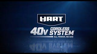 Hart 40V System