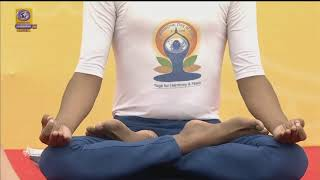 Kapalbhati - Yoga with PM Narendra Modi | 5th International Yoga Day 2019 - Download this Video in MP3, M4A, WEBM, MP4, 3GP