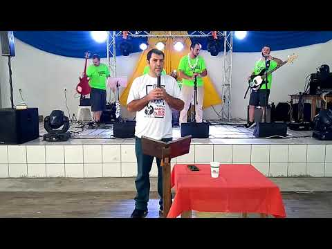 IV Rebanhão de Carnaval - Pregação Jeberton