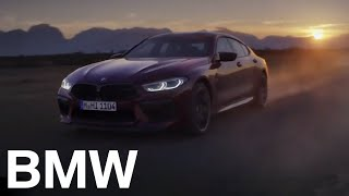 Nuevo BMW M8 Competition Gran Coupé -Launchfilm - Trailer