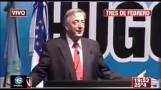 Aniversario De La Muerte De Néstor Kirchner