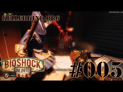 Bioshock Infinite [HD|60FPS] #005 - Hüter des Friedens ★ Let's Play Bioshock Infinite