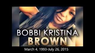 Whitney Houston & Bobbi Kristina Brown Tribute - I Didn't Know My Own Strength
