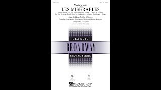 Les Misérables (Medley) (SATB Choir)   Arranged By Ed Lojeski