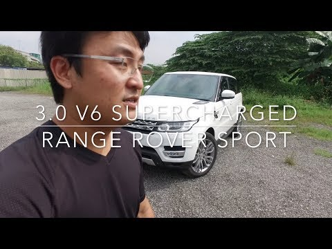 Range Rover Sport 3.0 V6 Supercharged   2017 Evo Malaysia com Full In Depth Review