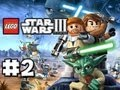 Lego Star Wars 3 The Clone Wars Episode 02 Duel Of The