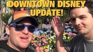 Downtown Disney Construction Update! | Disneyland Resort