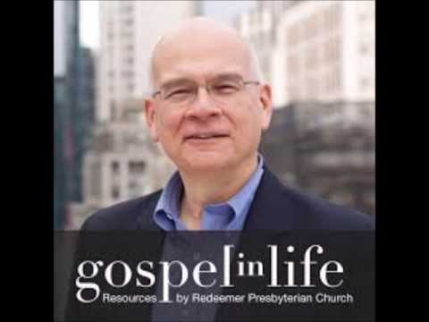 Tim Keller A Community of Peacemaking
