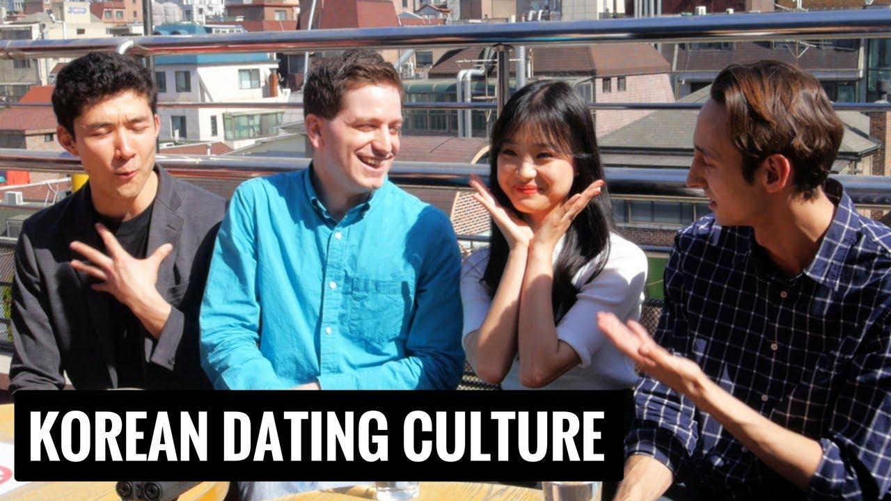 Korean dating phrases