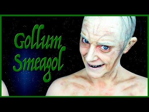 Tutorial maquillaje FX Gollum  #153 | Silvia Quiros