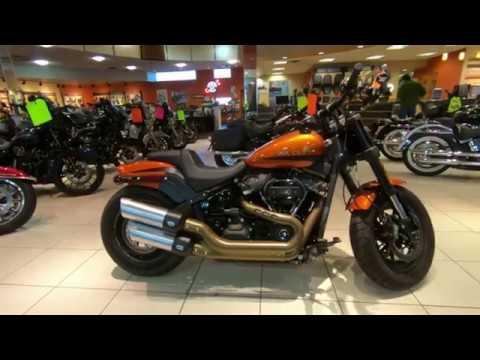 2019 Harley-Davidson® Softail FXFBS Fat Bob® 114
