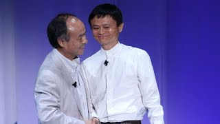SoftBank's Son Steps Down From Alibaba's Board