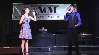 Lia Luz and Ryan Del Rio