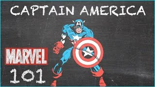 America's First Super Soldier - Captain America