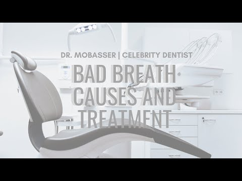 Halitosis (Bad Breath) - Causes and Treatment