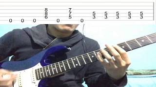 Bed Of Razors - Children Of Bodom (Guitar Cover with Tabs)