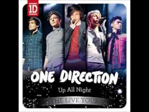 One Direction - I Wish (Up All Night The Live Tour)