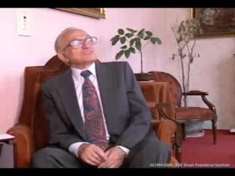 Salvador Gilbert relata sobre los últimos días de la guerra y la liberación