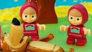 Маша и Медведь и Свинка Пеппа все серии подряд без остановки! Сборник #2 Познавательные мультфильмы!