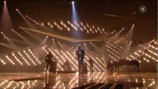 Eurovision 2012 Final Germany (Roman lob -standing still ) 3D