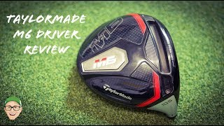 Mark Crossfield - TaylorMadde M6 Driver Review